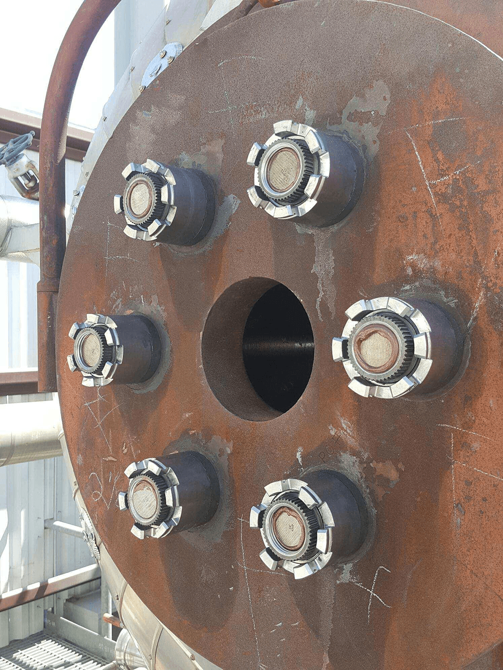 industrial bolting systems